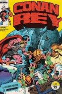 Conan Rey (Grapa. 32 páginas.) #2