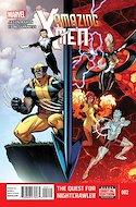 Amazing X-Men Vol. 2 (Comic Book) #2