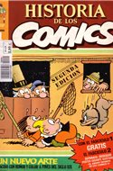 Historia de los Cómics (Grapa 32 pp) #1