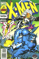X-Men Vol. 1 (1992-1995) (Grapa 32 pp) #1