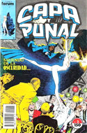 Capa y Puñal Vol. 1 / Marvel Two in One: Capa y Puñal & La Cosa (1989-1991) (Grapa 24-64 pp) #2