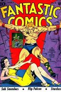 Fantastic Comics (Comic Book 68 pp) #4