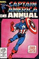 Captain America Vol. 1 Annual (1971-1994) (Comic Book) #7