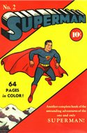 Superman Vol. 1 / Adventures of Superman Vol. 1 (1939-2011) (Comic Book) #2