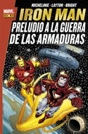 Iron Man. Marvel Gold (Rústica) #13