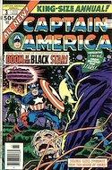 Captain America Vol. 1 Annual (1971-1994) (Comic Book) #3