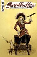 Swashbucklers: The Saga Continues (Comic Book) #4