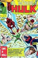 El Increible Hulk (Grapa) #3