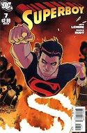 Superboy Vol. 5 (2011) (Comic Book) #7