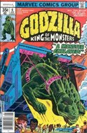 Godzilla King of the Monsters (Comic Book) #6