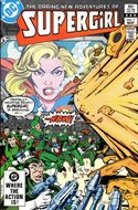 The Daring New Adventures of Supergirl (Grapa) #7