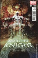 Moon Knight Vol. 5 (2014-2015 Variant Cover) (Comic Book) #1.3