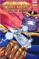 Thanos: La saga del infinito. Marvel Gold (Rústica, 96-128 páginas.) #1