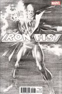 Iron Fist Vol. 5 (2017-2018 Variant Cover) (Comic Book) #1.7