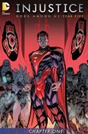 Injustice: Gods Among Us: Year Five (Comic-book) #1