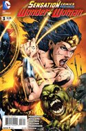 Sensation Comics Featuring Wonder Woman (2014-2016) (Comic-Book) #3