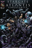 Stargate Atlantis. Singularity (comic book) #1
