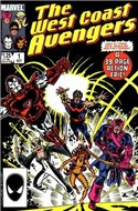West Coast Avengers Vol. 2 (Comic-book. 1985 -1989) #1