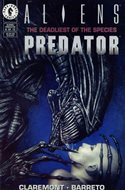 Aliens / Predator: The Deadliest of the Species (Comic Book) #8
