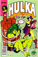 Hulka vol. 1 (1990-1992) (Grapa 32 páginas) #9