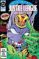 Justice League Quarterly (Softcover 84 pp) #2