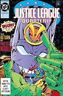 Justice League Quarterly (Rustica 80 pàgs.) #2