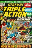 Marvel Triple Action Vol 1 (Comic-book.) #6
