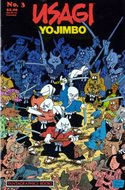 Usagi Yojimbo Vol. 1 (1987-1993) #3