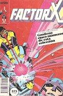 Factor X (Rústica retapado) #3