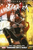 Elektra: Corriendo con el diablo. 100% Marvel (Rústica 128 pp) #