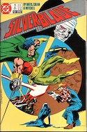 Silverblade (1987-1988) (Comic-book.) #2