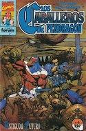 Los Caballeros de Pendragón (1992-1993) (Grapa. 17x26. 24 páginas. Color.) #6