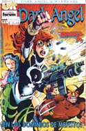 Dark Angel & Warheads (1993-1994) (Grapa) #4