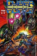 Cyberforce Vol. 2 (1993-1997) (Grapa) #7