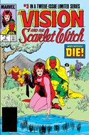 The Vision and The Scarlet Witch Vol. 2 (1985-1986) (Comic-book) #3