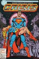 Crisis en Tierras Infinitas (1987) (Grapa. 32 páginas. Color.) #7