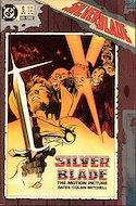 Silverblade (1987-1988) (Comic-book.) #9