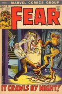 Adventure into Fear (Comic Book. 1970 - 1975) #8