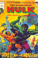 The Rampaging Hulk (Rústica 56 pp) #6