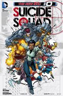 Suicide Squad Vol. 4. New 52 (2011-2014) Digital #0