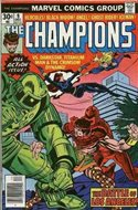 The Champions Vol. 1 (1975-1978) (Comic Book) #9
