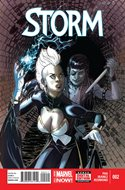 Storm Vol. 3 (2014 - 2015) (Comic Book) #2