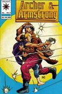 Archer & Armstrong (Comic-book) #0