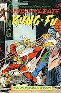 Relatos salvajes. Artes marciales Judo - Kárate - Kung Fu (1981-1982) (Rústica 52-60 pp) #6