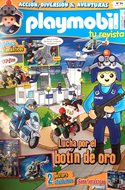 Playmobil (Grapa, 36 páginas, color) #24