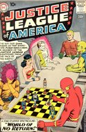 Justice League of America (1960-1987) (Comic-Book) #1