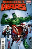 Secret Wars (2015) Variant Covers (Comic Book) #1.13