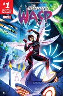 The Unstoppable Wasp (Comic-book) #1