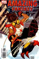 Amazing Fantasy Vol 2 (2004-2005) (Serie Regular, grapa, 48 páginas) #1