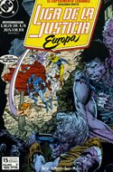 Liga de la Justicia Europa (1989-1992) #7